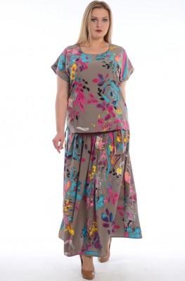 Купить юбку большого размера в интернет магазине в москве