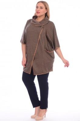 d5b22e80e59 Верхняя одежда больших размеров для полных женщин оптом